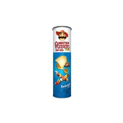 Pringles sour cream and onion Chips 1 × 200gms