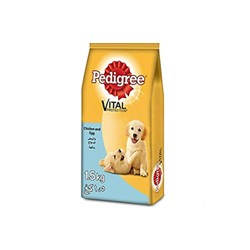 Pedigree Vital Protection Junior Dog Food - Chicken and Egg 1.5kg