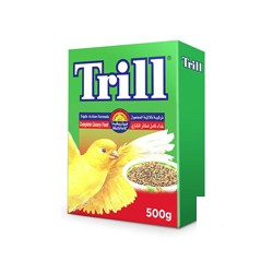Trill complete parrot food with tripple action formula 1 kg