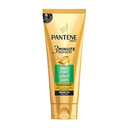 pantene 3 minute miracle smooth & silky conditioner mask 200ml