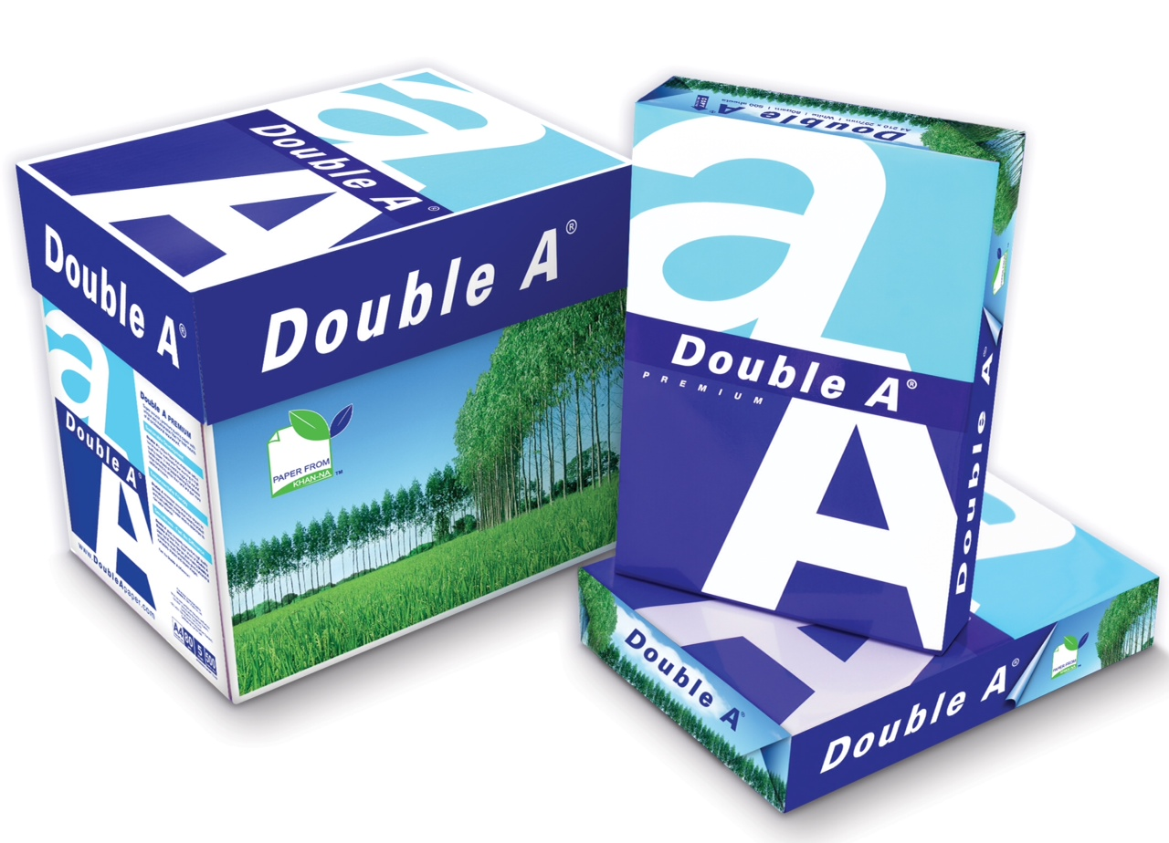 COPY PAPER A4 SIZE ( 80 GSM 1X5 REAMS ) AA BRAND