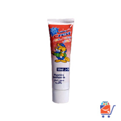 Crest for Kids, Fluoride Tooth Paste 50ml