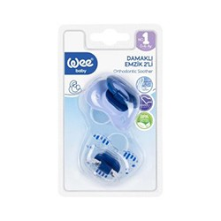 WEE Orthodontic Soother 0-6 months