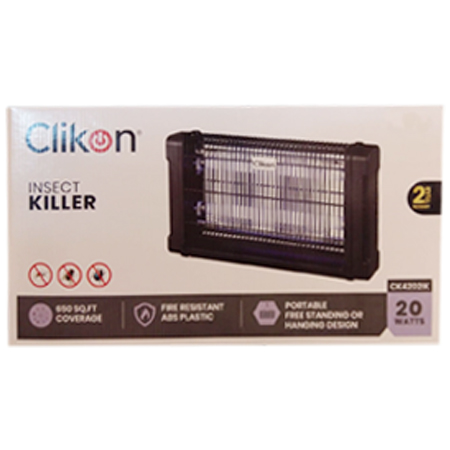 Clickon Electric Insect Killer