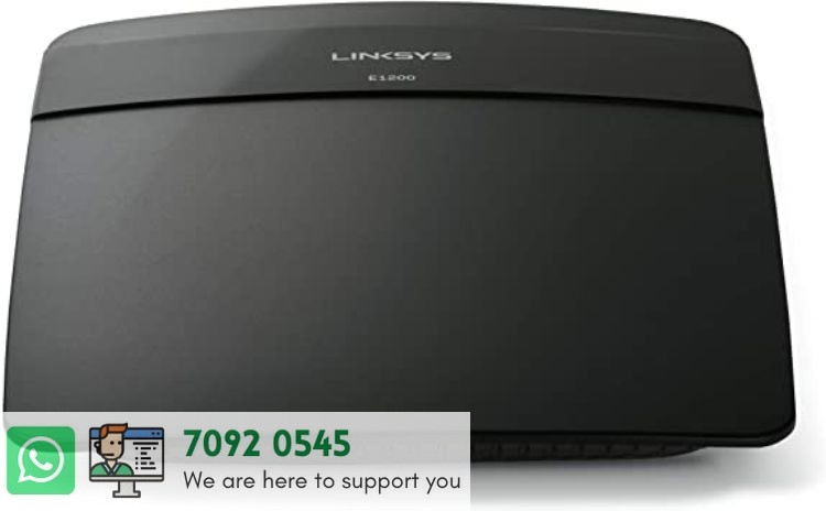 Linksys Wirless Router-N300