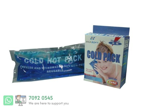 Cold Pack Square #114307