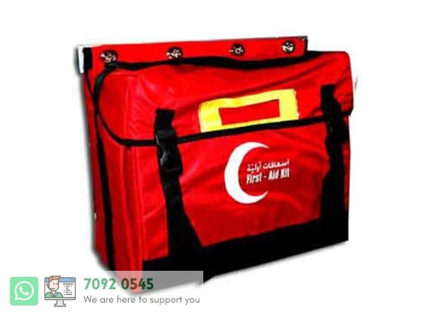 First Aid Kit F-019A #111242