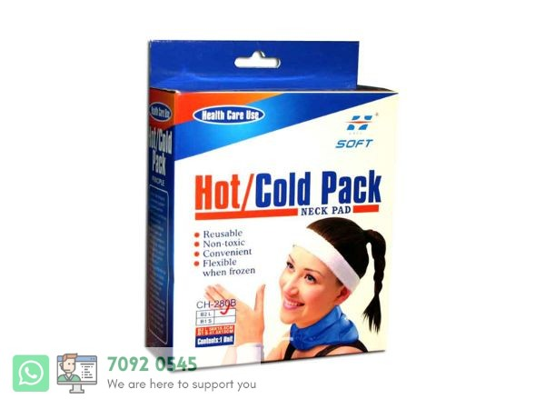 Hot Cold Pack - Neck #111229