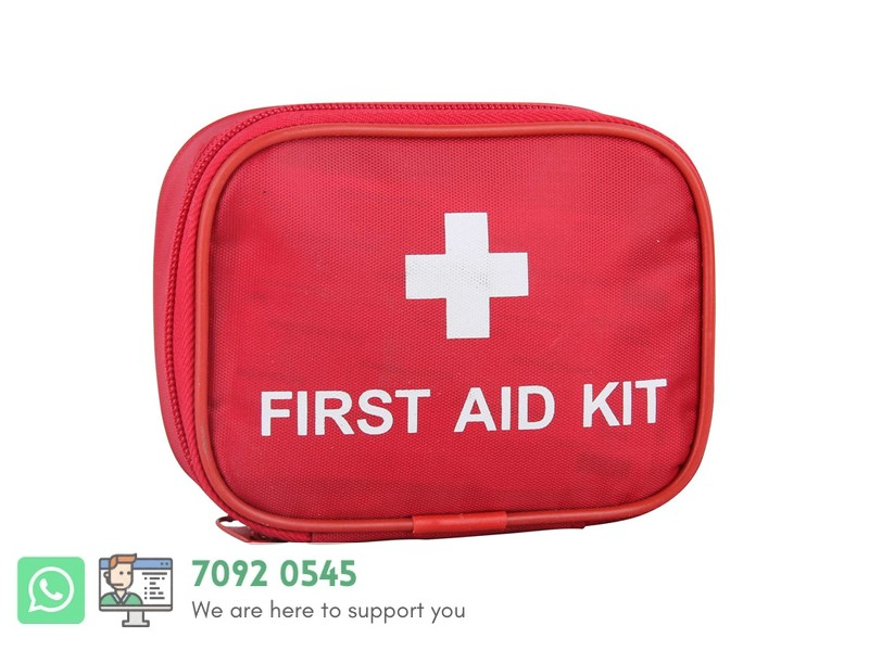 First Aid Kit F-001A #109049
