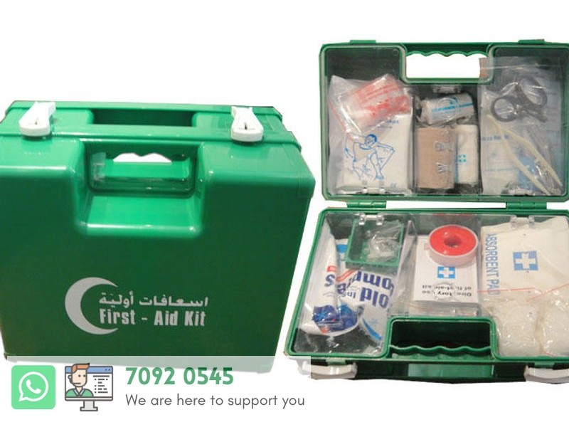 First Aid Box (S)25-P(F-012H) Small #118159