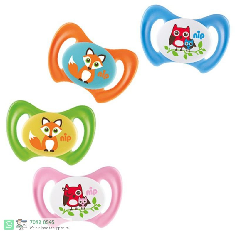 FAMILY SOOTHER LATEX SIZE: 1- 0-6 M [310001]    125268