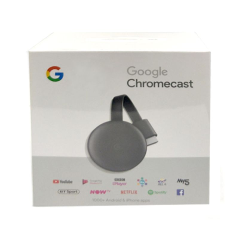 Google Chromecast with 1000+Iphone Apps