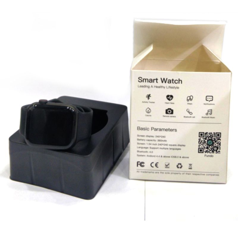 Smart Watch with 380Mah Long life Battery