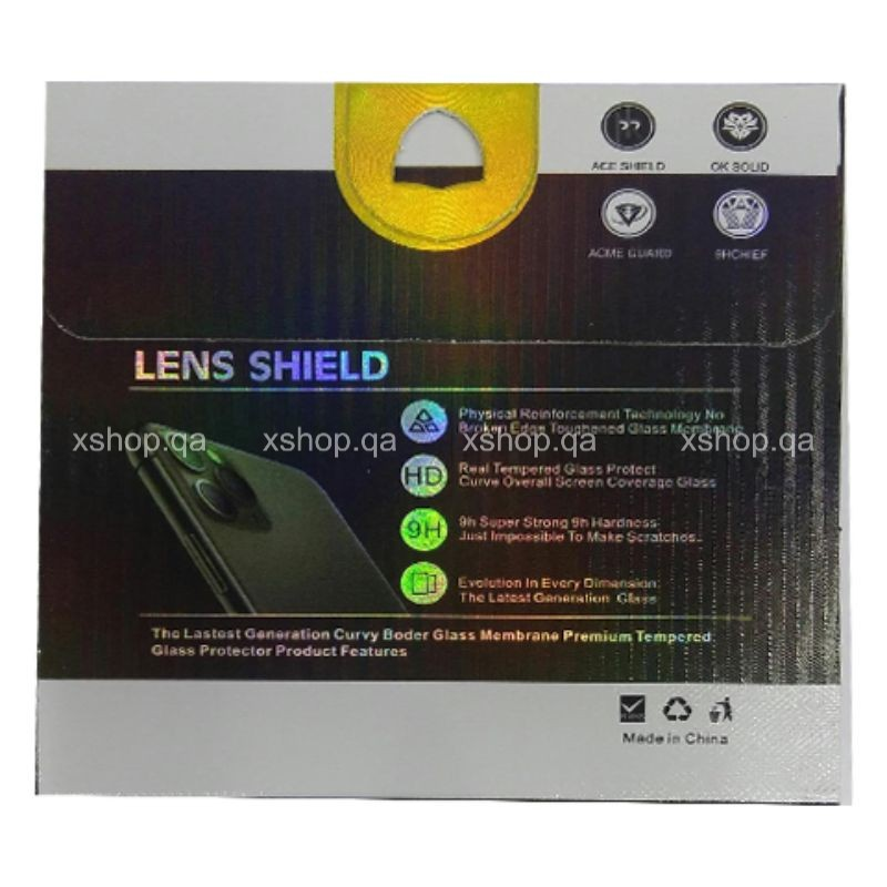 Lense Sheild for Iphone 10 with 6.1 inch