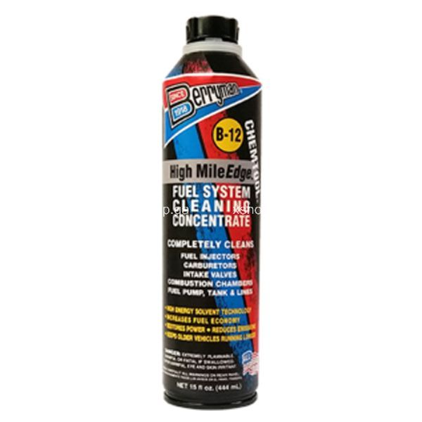 B12 Berryman Car Fuel System Cleaning Concentrate Spray  444mL