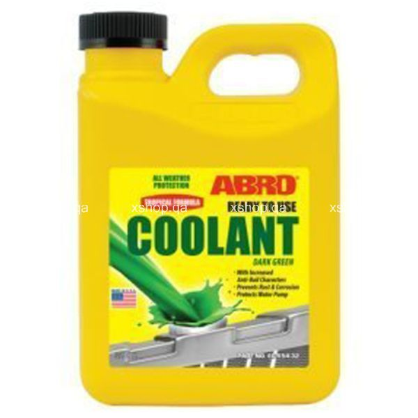 ABRO All Weather Protection Dark green Car Oil