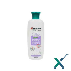 Himalaya Baby Lotion , almond oil , Olive oil flavor 200 ml