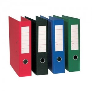 PVC LEVER ARCH Box File 70mm