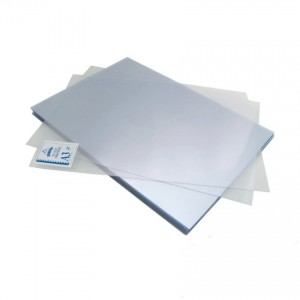 CLEAR PVC BINDING SHEET A3 (200GSM)1X100 PCS/PKT
