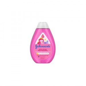 Johnsons shiny drops kids shampoo 300 ml