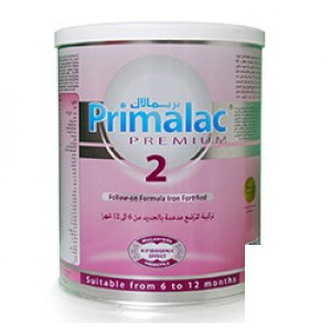 Primalac Premium 2 Milk Powder 400gm