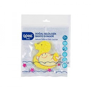 WEE Natural Cellulose Bath Sponge