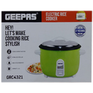 GEEPAS Electric Rice cooker