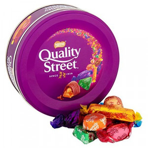 Nestle Quality Street Chocolate Packet 900g