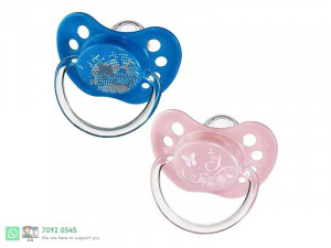 SPACY SOOTHER SILICONE SIZE:3- 16- 32 M [314054]  125279