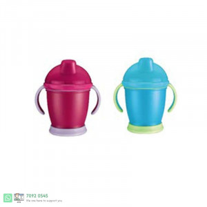 DRINKING CUP WITH HANDLES 6M+ [370500]   125292