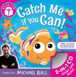 IG:2-IN-1 BOOK STORY:CATCH ME IF YOU CAN!(STK) (CP