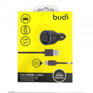 Budi Charge / Sing Cable C Type  1.2M   4FT