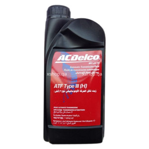 ACDelco Automatic Transmission Fluid for Car  1L