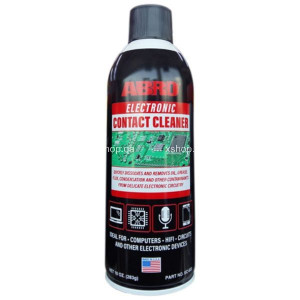 ABRO Electronic Contact Cleaner cleans Fuses, cables, Switches, computers  283g