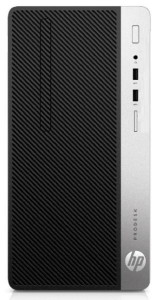 HP PRODESK 400 G6 DESKTOP | INTEL CORE I5-9500 | 8GB DDR4 RAM | 1TB HDD | DVD R/W | USB KEYBOARD | DOS | 1 YEAR WARRANTY