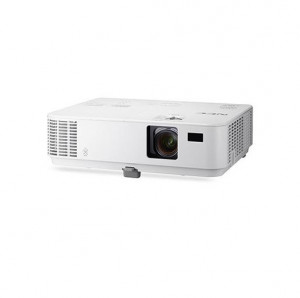 NEC 3300-Lumen XGA Projector with Dual HDMI Inputs and Network Management and Control